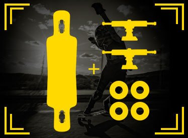 packs longboard